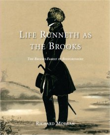 LIFE RUNNETH AS THE BROOKS
